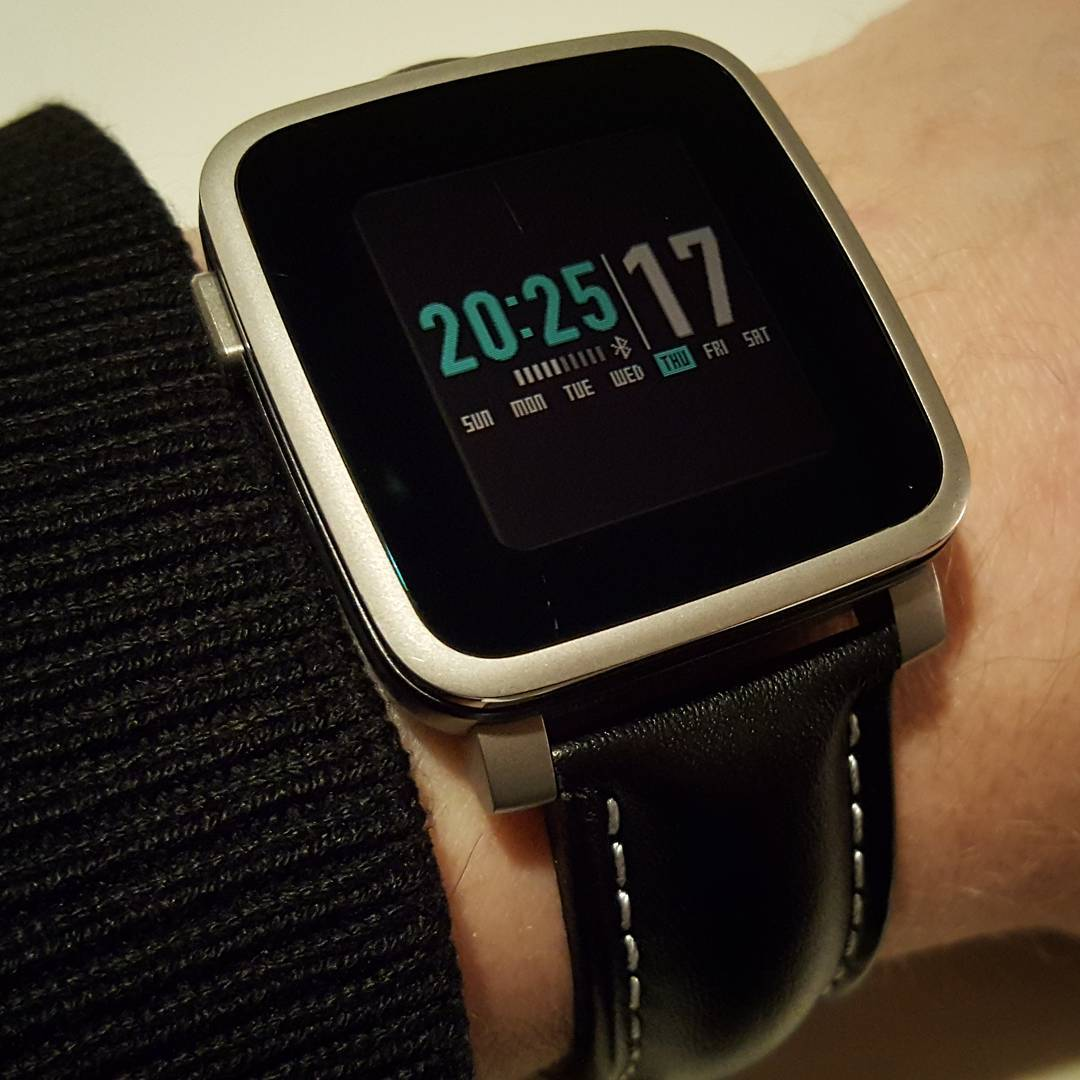 DICON - Pebble Watchface on Pebble Time Steel