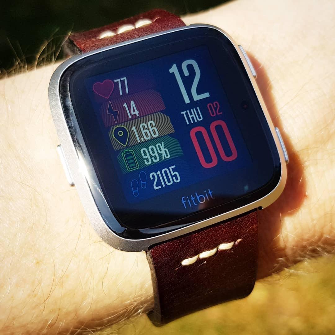 Prime 2 0   Fitbit Clock Face   Versa
